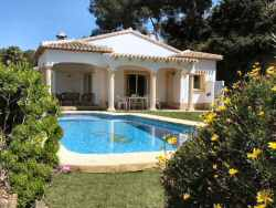 Villa in Javea, Alicante, Costa Blanca for rent - click to see our 3 bedroomed javea villas