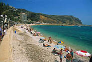 La Grava Beach Javea by the Port
